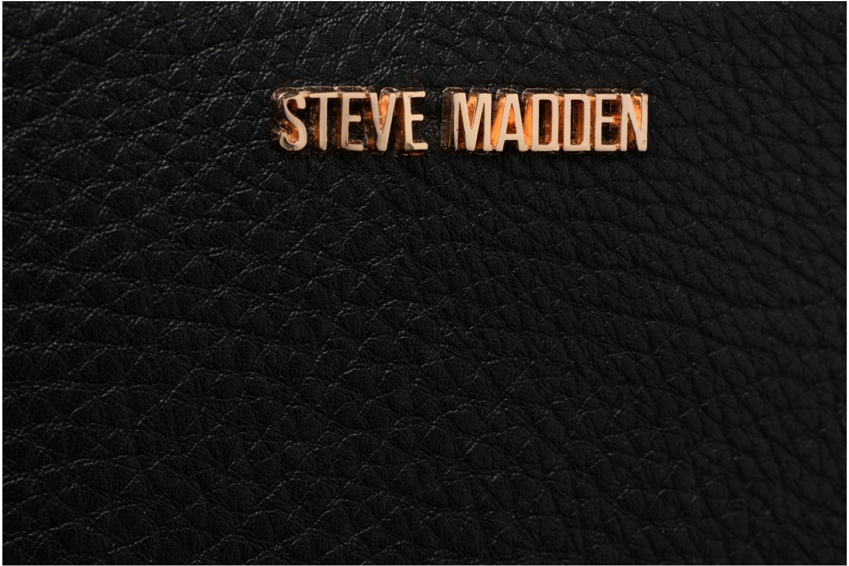 Handtaschen Steve Madden Bsprinkl schwarz ansicht von links