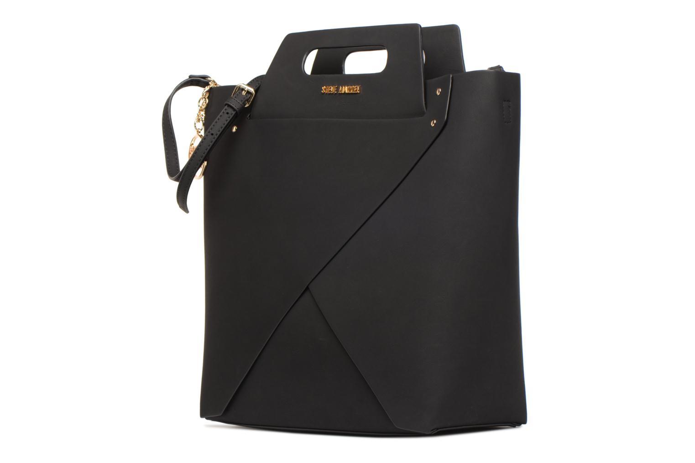 Handtaschen Steve Madden Bbelie schwarz schuhe getragen