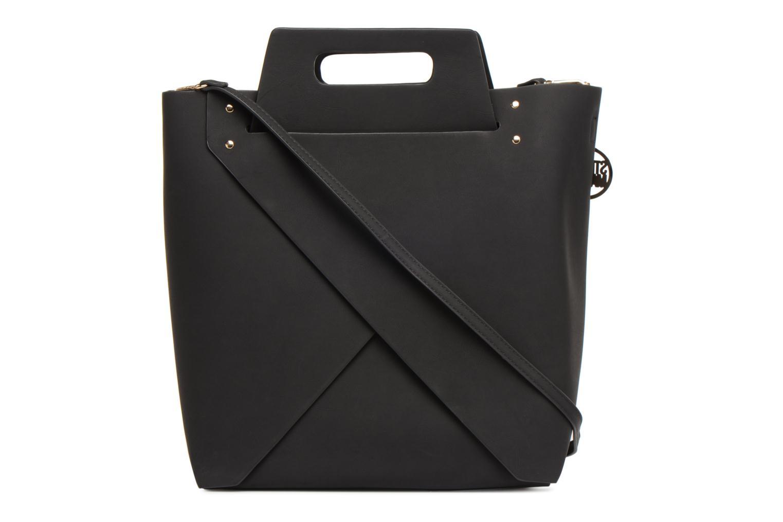 Handtaschen Steve Madden Bbelie schwarz ansicht von vorne
