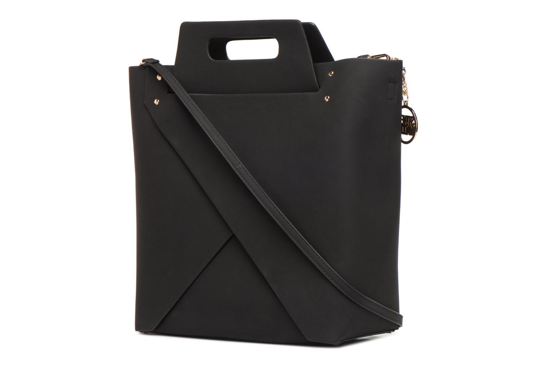 Handtaschen Steve Madden Bbelie schwarz ansicht von rechts