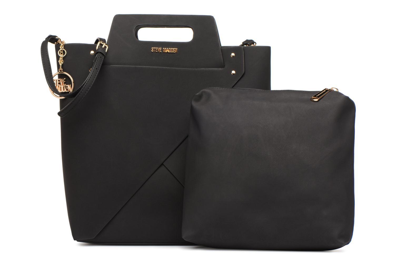 Handtaschen Steve Madden Bbelie schwarz ansicht von links