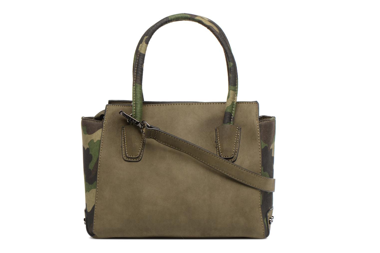 Handtaschen Steve Madden Brileyy grün ansicht von vorne