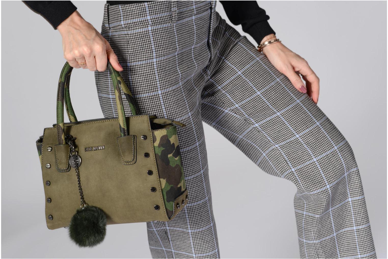 Handtaschen Steve Madden Brileyy grün ansicht von oben