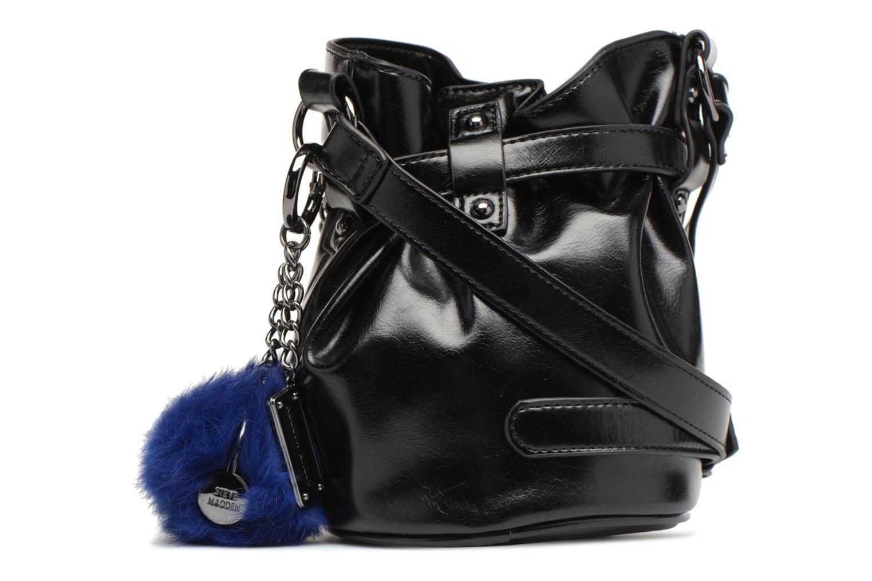 Handtaschen Steve Madden Bsonja schwarz ansicht von vorne