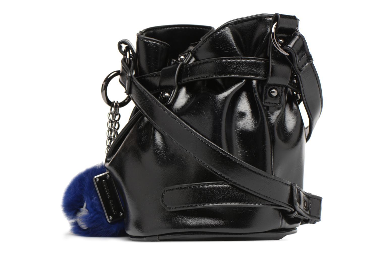 Handtaschen Steve Madden Bsonja schwarz ansicht von rechts