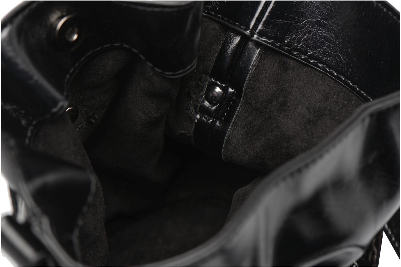 Handtaschen Steve Madden Bsonja schwarz ansicht von hinten