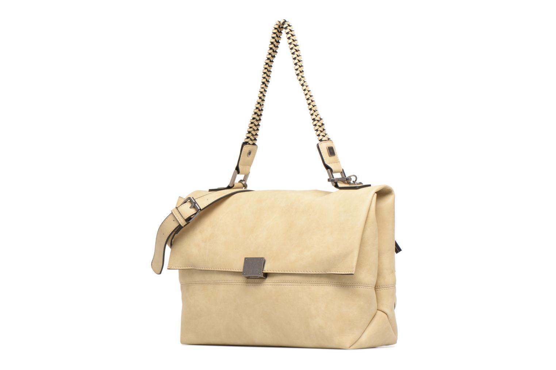 Handtaschen Steve Madden Bjesse beige schuhe getragen