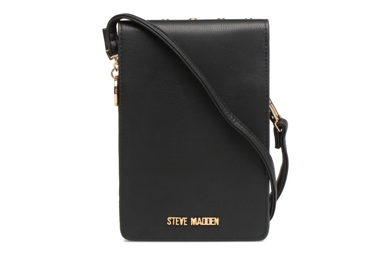 Handtaschen Steve Madden Bhandyy schwarz ansicht von vorne