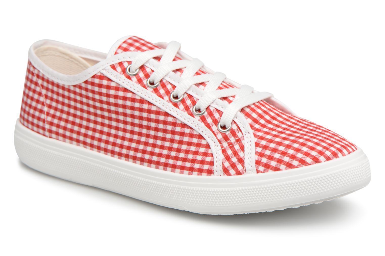 Sachek - Sneaker für Damen / rot Georgia Rose pR8AzK