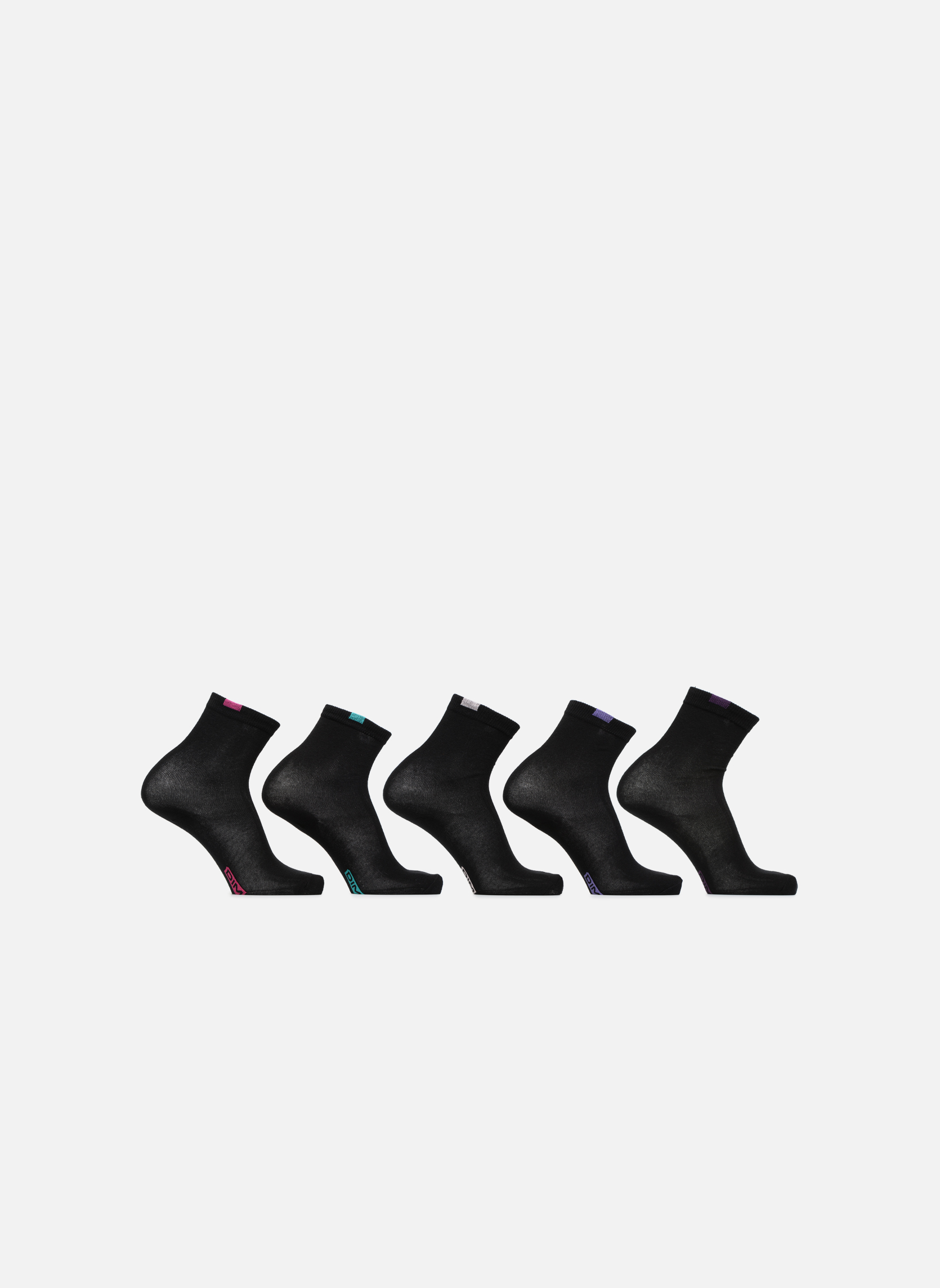 Mi-chaussettes ECODIM X5 Femme