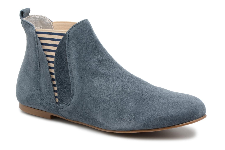 Grandes descuentos últimos Botines zapatos Ippon Vintage PATCH-FLYBOAT (Azul) - Botines últimos  Descuento 7e1641