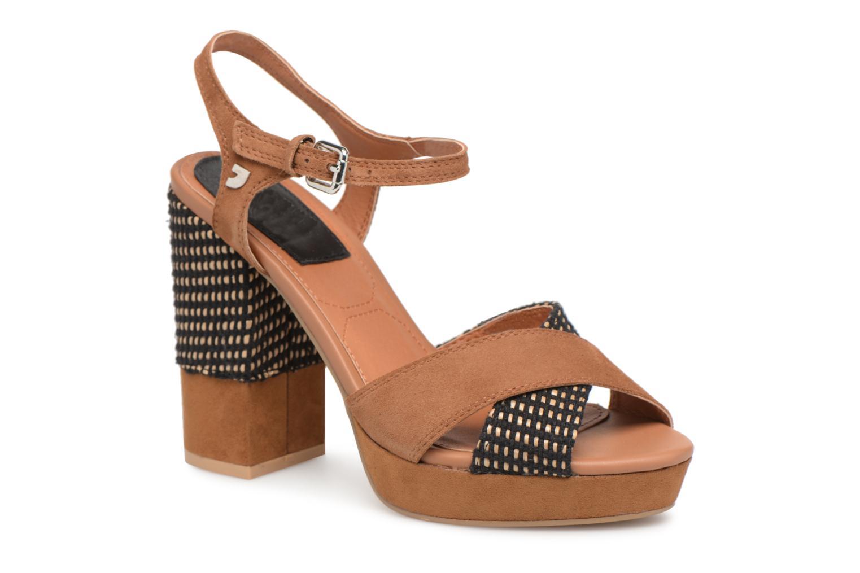 Zapatos marrones Gioseppo Ranuka para mujer HPSvz8