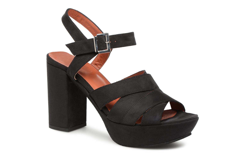 Los últimos zapatos de descuento para hombres y mujeres Elizabeth Stuart Byma 255 (Negro) - Sandalias en Más cómodo