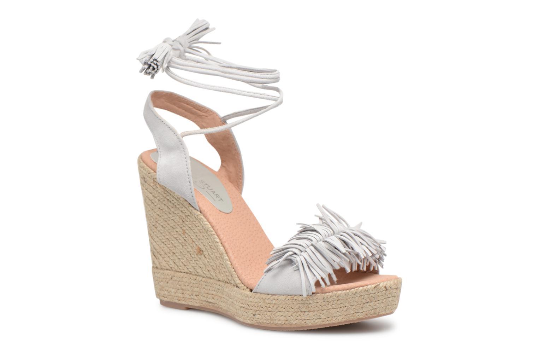 Elizabeth Stuart Clarice 630 (Gris) - Sandales et nu-pieds chez Sarenza (326702)