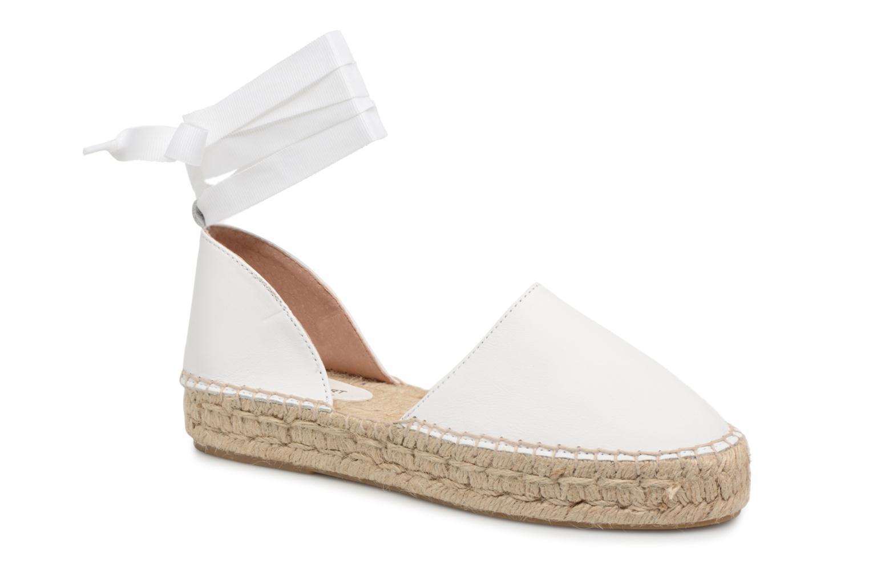 Grandes descuentos últimos zapatos Elizabeth Stuart Alpargatas Incas 111 (Blanco) - Alpargatas Stuart Descuento 5adcac