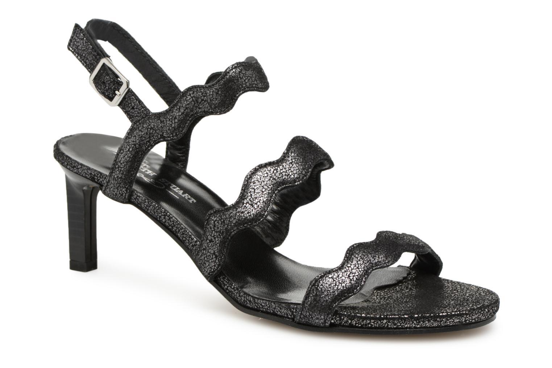 Grandes Grandes Grandes descuentos últimos zapatos Elizabeth Stuart Zola 415 (Negro) - Sandalias en Más cómodo ec7182