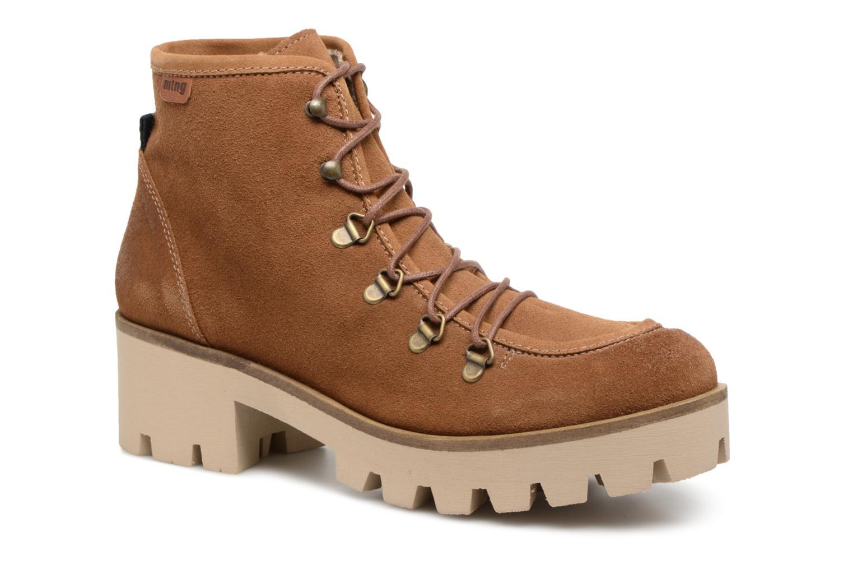 Zapatos promocionales MTNG 50842 (Marrón) - Botines    Los zapatos más populares para hombres y mujeres