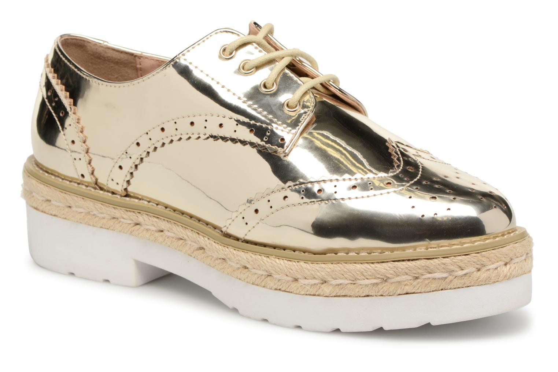 Zapatos promocionales MTNG 51785 (Oro y bronce) - Zapatos con cordones   Gran descuento