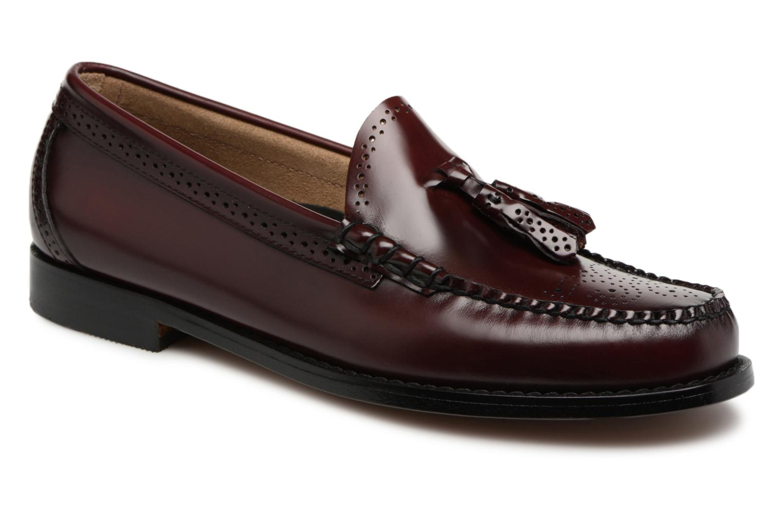 G.H. Bass WEEJUN Larkin brogue (Bordeaux) - Mocassins chez Sarenza (326903)