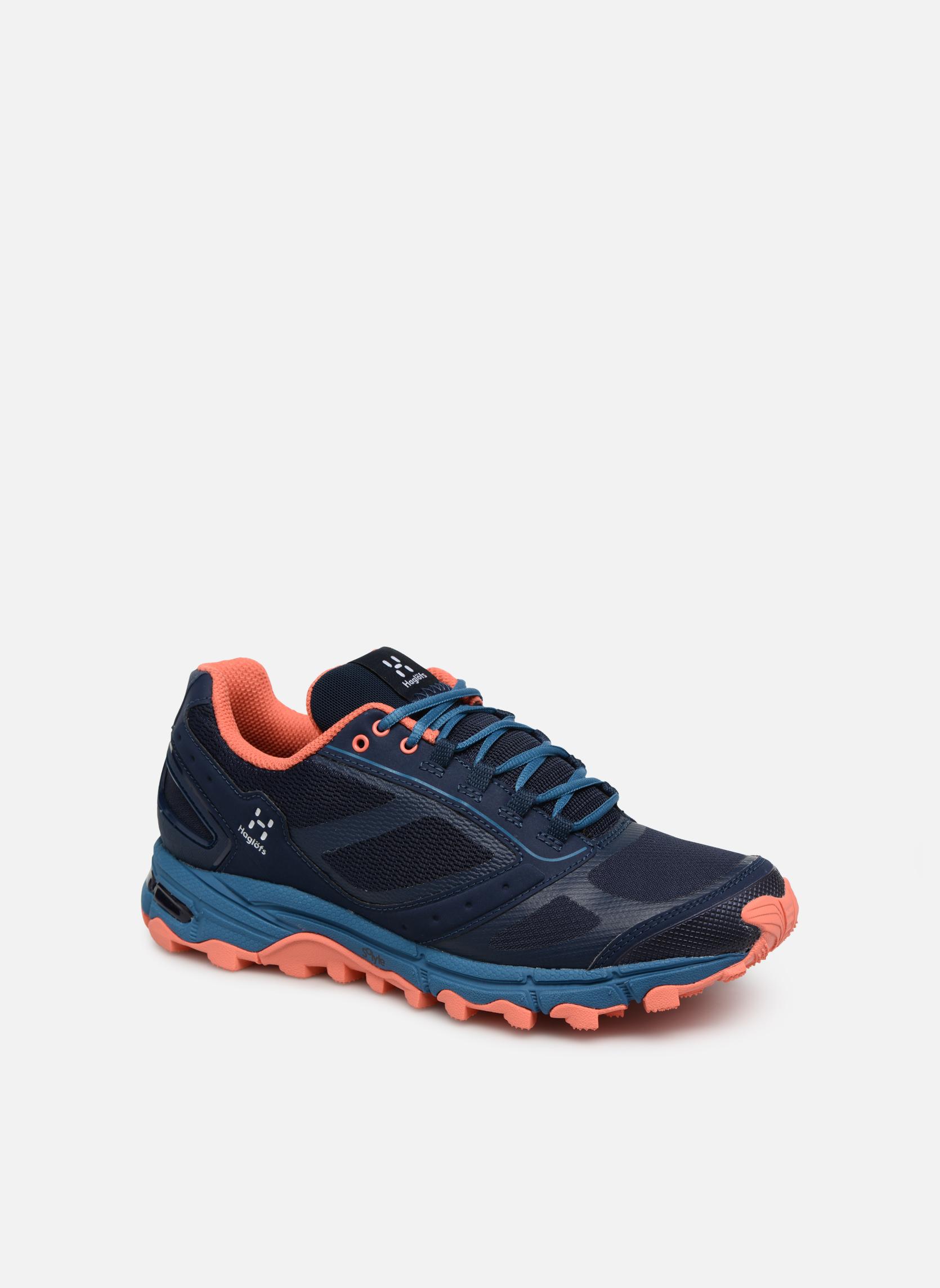 Zapatos promocionales HAGLOFS Gram Gravel Women (Azul) - Zapatillas de deporte   Zapatos casuales salvajes