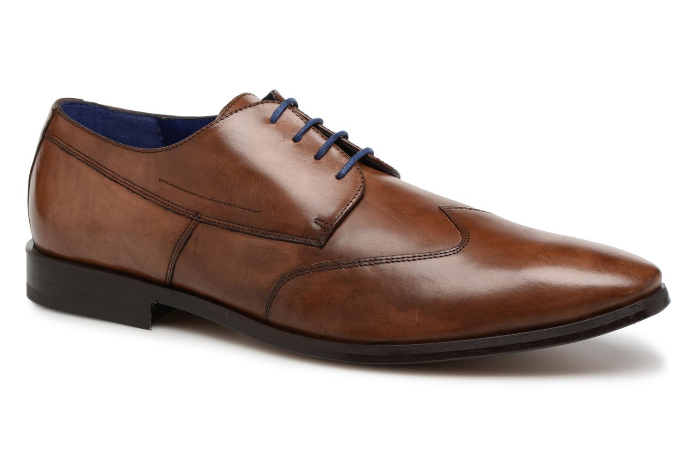 Azzaro JANSEN 3 (Marron) - Chaussures à lacets chez Sarenza (327052)