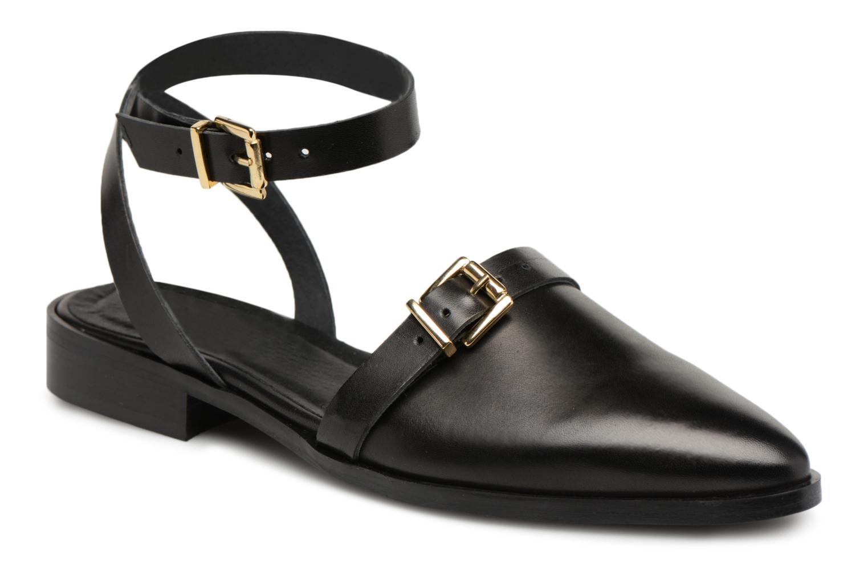 modelo más vendido de la marca Vero Moda Fry (Negro) - Sandalias en Más cómodo