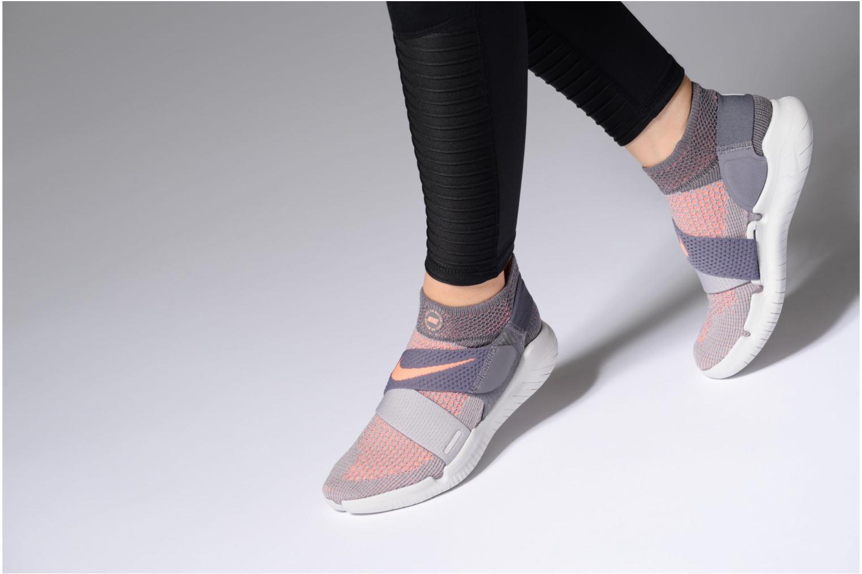 Zapatos promocionales Nike W Nike Free Rn Motion Fk 2018 (Gris) - Zapatillas de deporte   Gran descuento