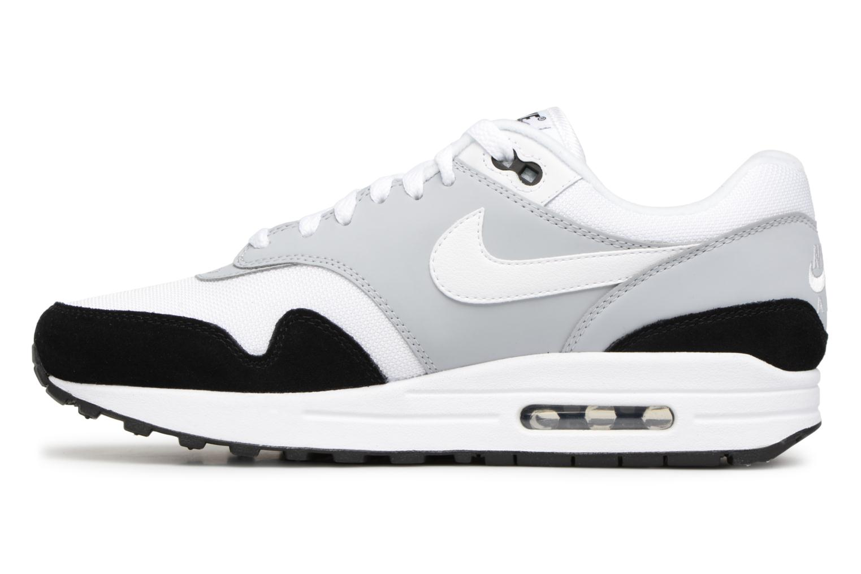 Sneaker Nike Nike Air Max 1 grau ansicht von vorne
