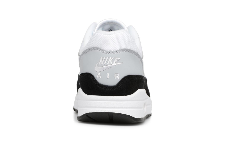 Sneaker Nike Nike Air Max 1 grau ansicht von rechts
