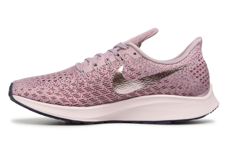 Chaussures de sport Nike Wmns Nike Air Zoom Pegasus 35 Rose vue face