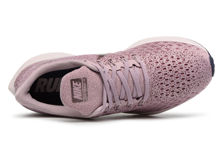 Chaussures de sport Nike Wmns Nike Air Zoom Pegasus 35 Rose vue gauche