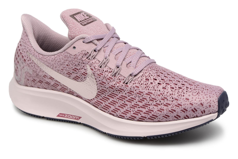 Chaussures de sport Nike Wmns Nike Air Zoom Pegasus 35 Rose vue détail/paire