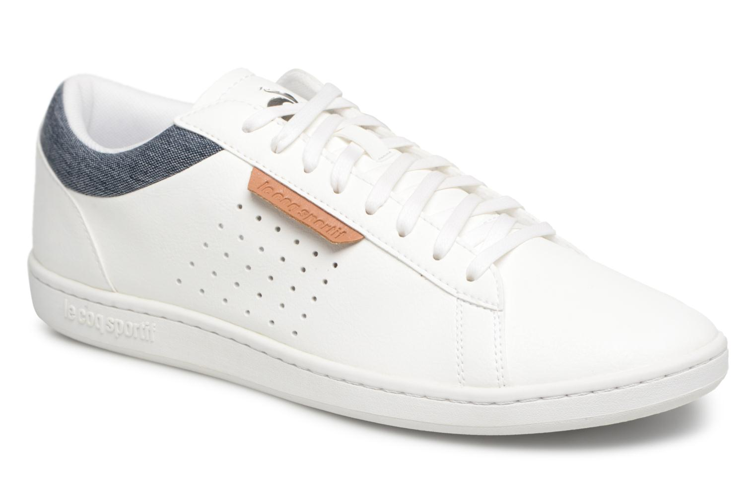Coq Courtset Sportif Blue Optical Craft Le White Dress T8zx7Cq