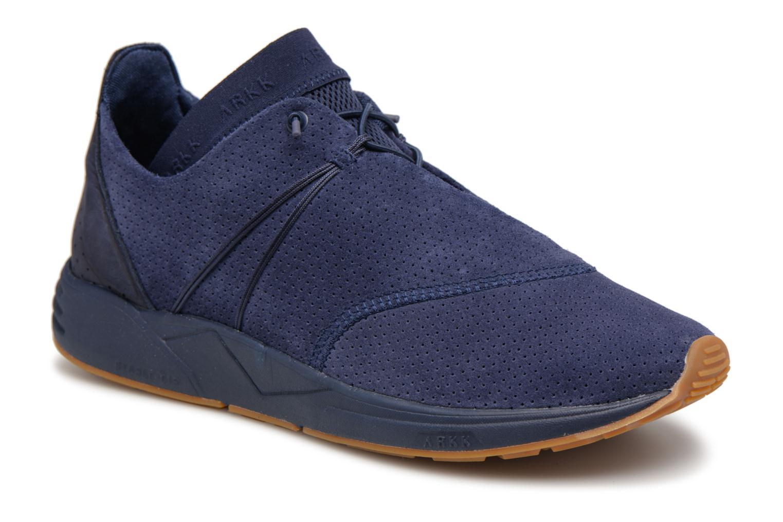 ARKK COPENHAGEN Eaglezero Suede S-E15 (Bleu) - Baskets chez Sarenza (327904)
