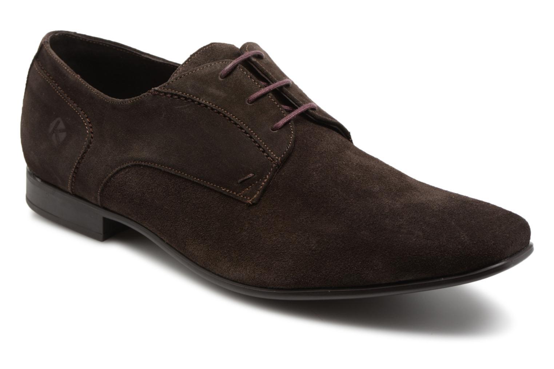 Kost KOOL5 (Marron) - Chaussures à lacets chez Sarenza (328100)