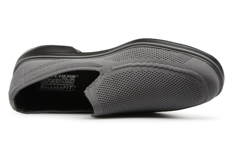 Skechers WALSON MORADO Grijs Outlet Goedkope 4xJ6D
