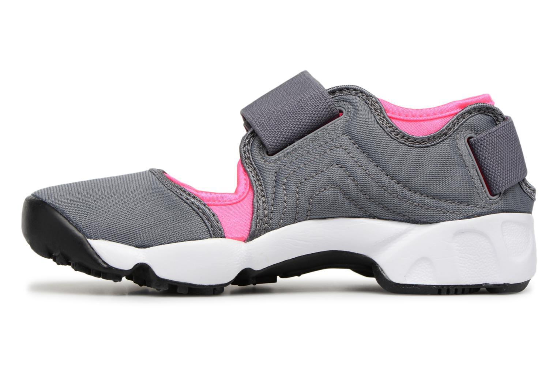 Sneaker Nike Rift (Gs/Ps Girls) grau ansicht von vorne