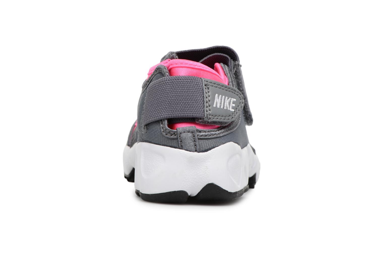 Sneaker Nike Rift (Gs/Ps Girls) grau ansicht von rechts