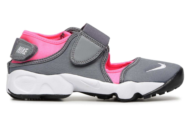 Sneaker Nike Rift (Gs/Ps Girls) grau ansicht von hinten