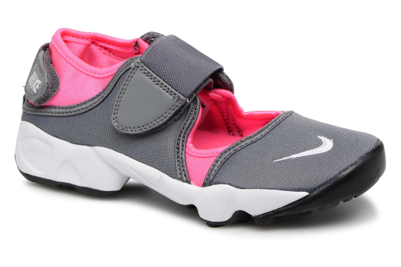 Sneaker Nike Rift (Gs/Ps Girls) grau detaillierte ansicht/modell