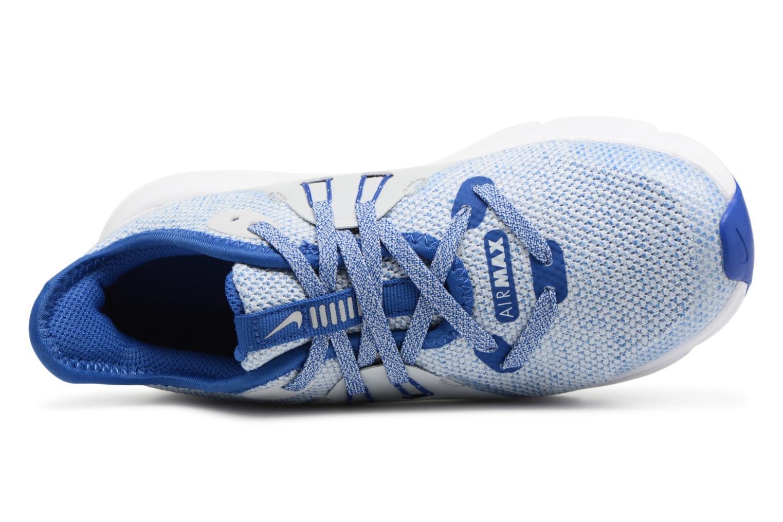 BLACK/WHITE-DARK GREY Nike Nike Air Max Sequent 3 (Ps) (Gris)