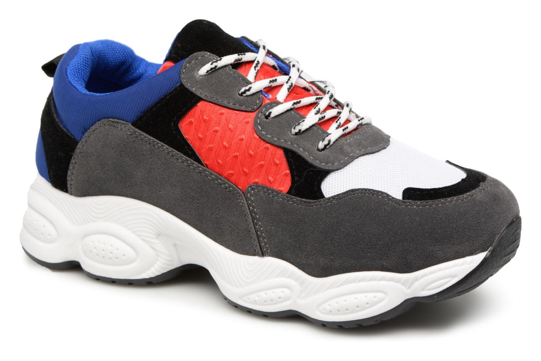 2c27e41f9fe I Love Shoes THICHUNK Bold (Bleu) - Baskets chez Sarenza (328587) GH8HUA1Z  - yves-picci.fr