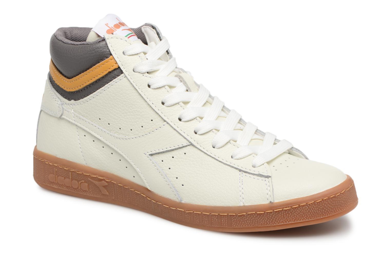 Grandes descuentos últimos zapatos Diadora GAME L HIGH W (Blanco) - Deportivas Descuento
