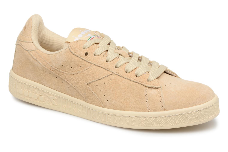 Zapatos promocionales Diadora GAME LOW S W (Beige) - Deportivas   Zapatos casuales salvajes