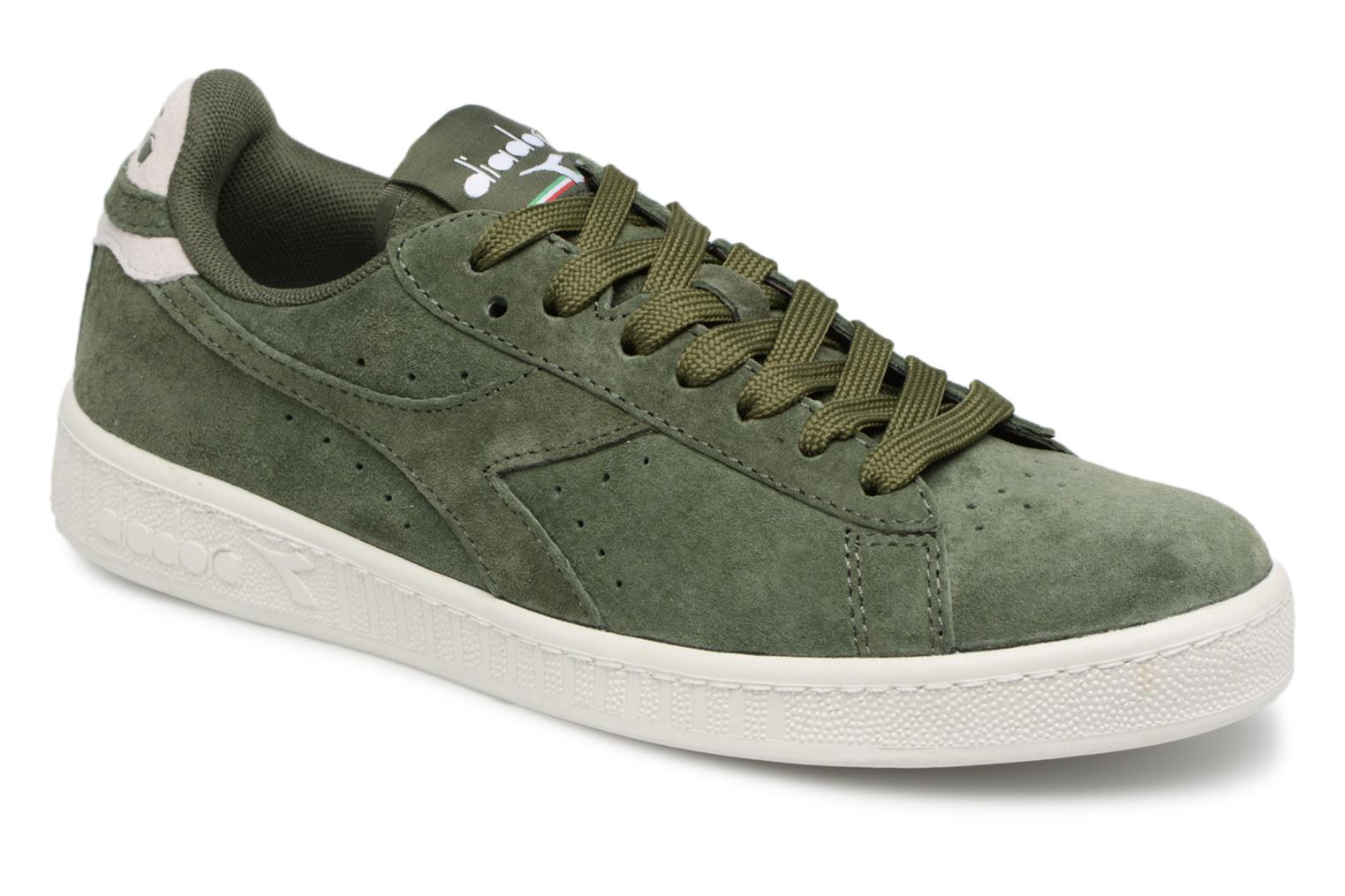 Marques Chaussure homme Diadora homme GAME LOW S VERDE YUCCA