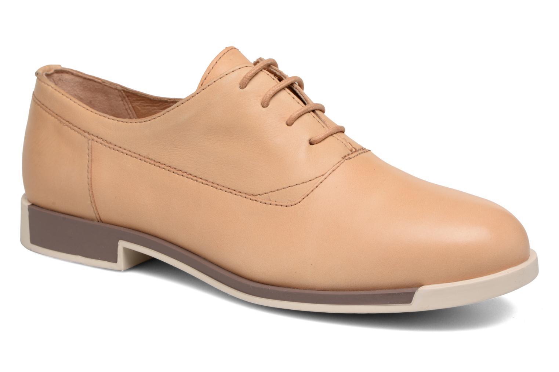 Grandes descuentos últimos zapatos Camper Bowie (Beige) Descuento - Zapatos con cordones Descuento (Beige) d5bd80