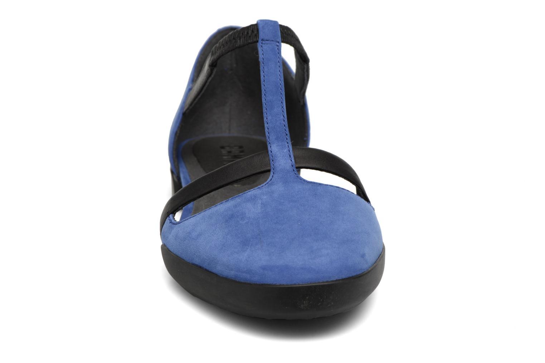 Ballet pumps Camper Casi Tiptap Blue model view