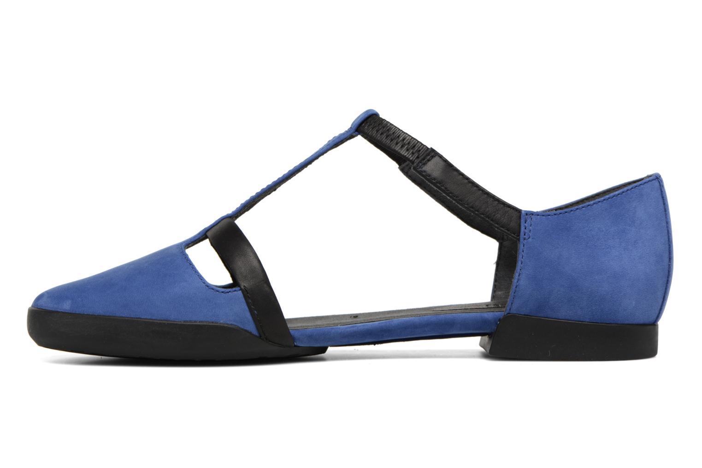 Ballet pumps Camper Casi Tiptap Blue front view