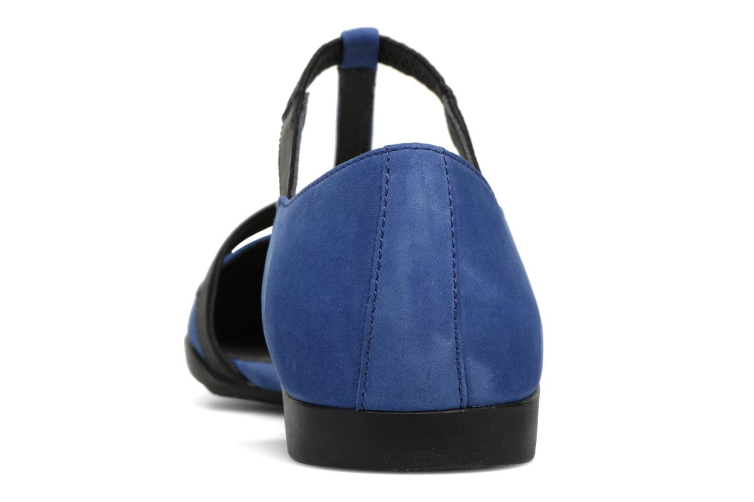 Ballet pumps Camper Casi Tiptap Blue view from the right
