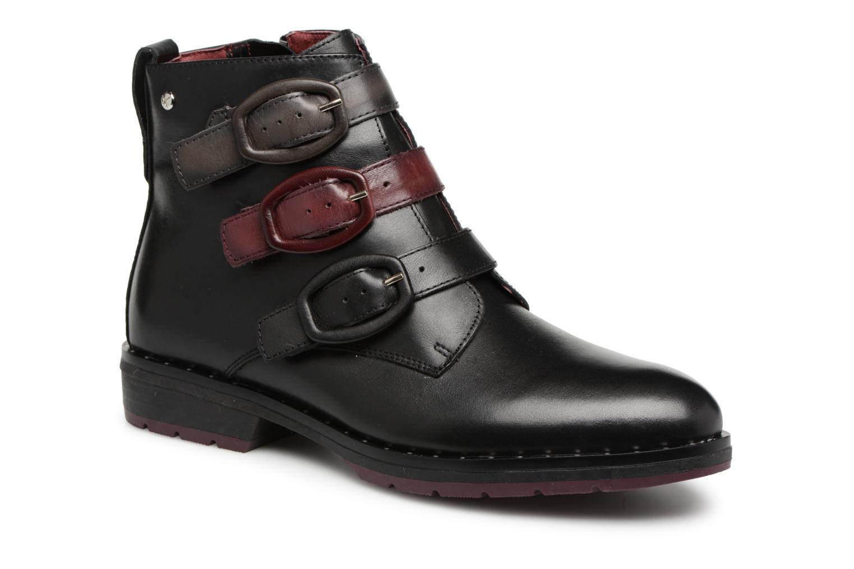 Zapatos especiales para hombres y mujeres Pikolinos Caravaca W2U-8511C1 (Negro) (Negro) W2U-8511C1 - Botines  en Más cómodo 6d81a7